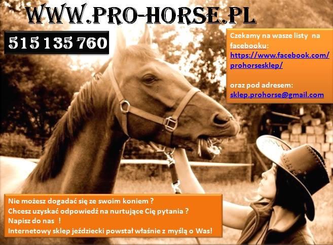 691502804e93c Sklep jeździecki Pro-horse | twoj-zwierzak.pl